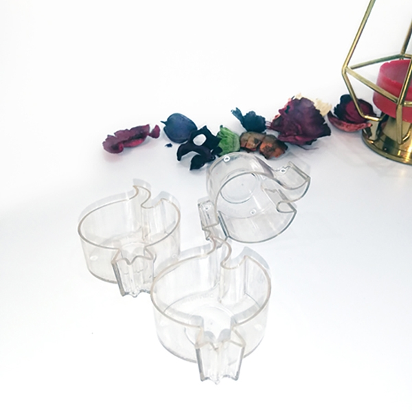 PC107火苗形塑料蜡烛壳