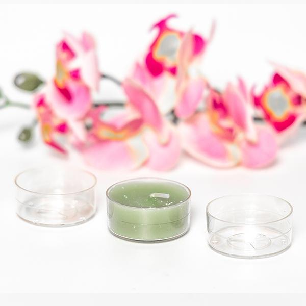 PC7阻燃塑料蜡烛杯