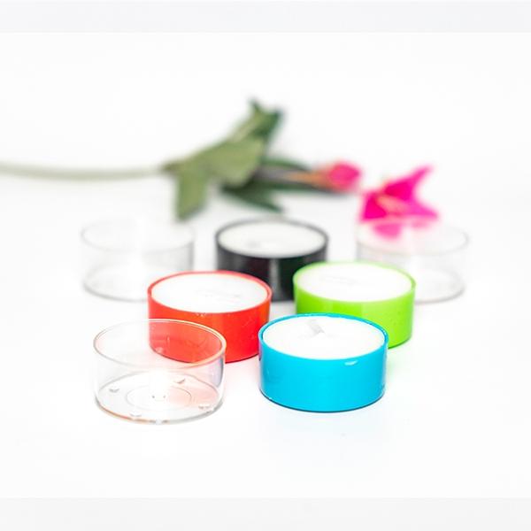 PC3圆形蜡烛杯
