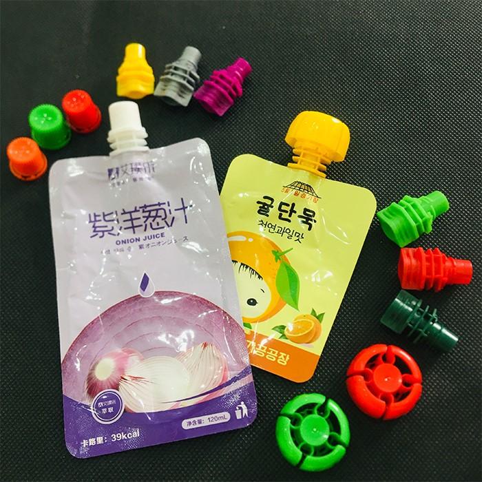 pp8.6mm果冻吸管盖饮料果汁吸嘴盖